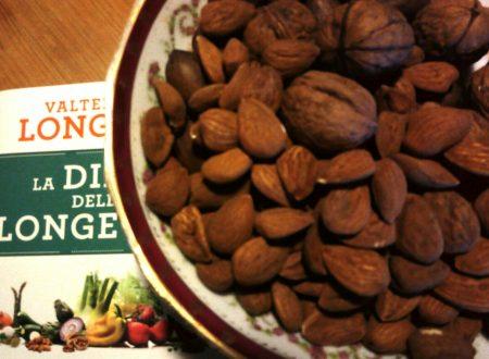La dieta della longevità: ovvero come  vivere sano e più a lungo!