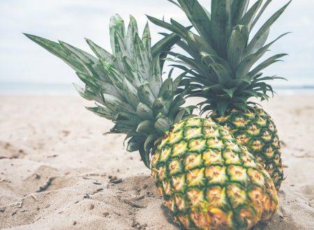 L'Ananas, eccellente diuretico ed ottimo antinfiammatorio naturale!