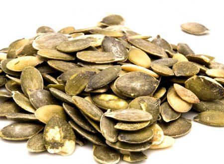 I semi di zucca e l'olio estratto a freddo: un aiuto per i problemi di prostata
