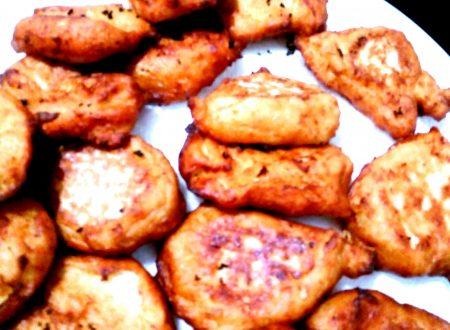Polpette di patate delicate