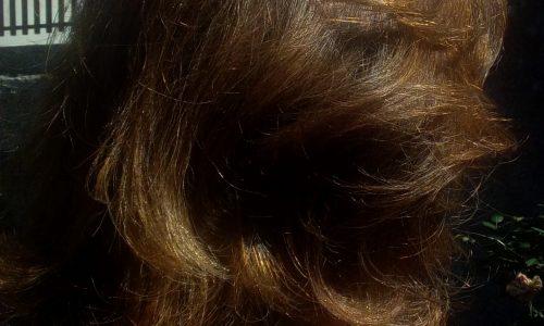 Tinte delicate per capelli e piega casalinga