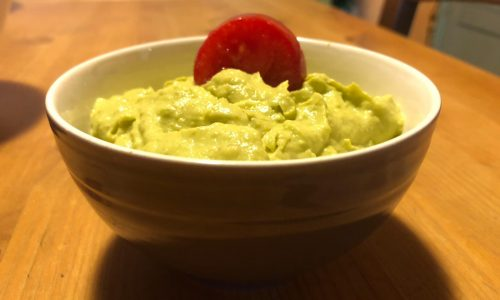 Guacamole, la salsa squisita con Avocado.